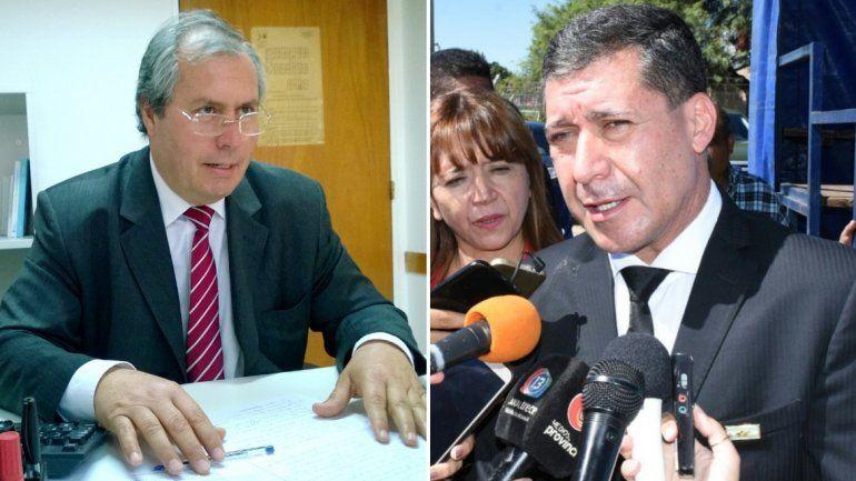 El gobernador de La Rioja se solidarizó con la familia del diputado Héctor Olivares