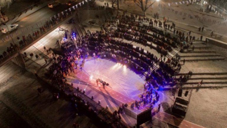 Este sábado se estrena el musical Belgrano en Jujuy en el anfiteatro de Las Lavanderas