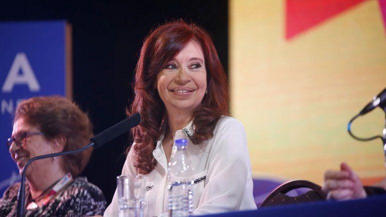 CFK: Muchos argentinos comprendieron que las cosas deben cambiar en la Argentina, porque así como estamos, no estamos viviendo bien