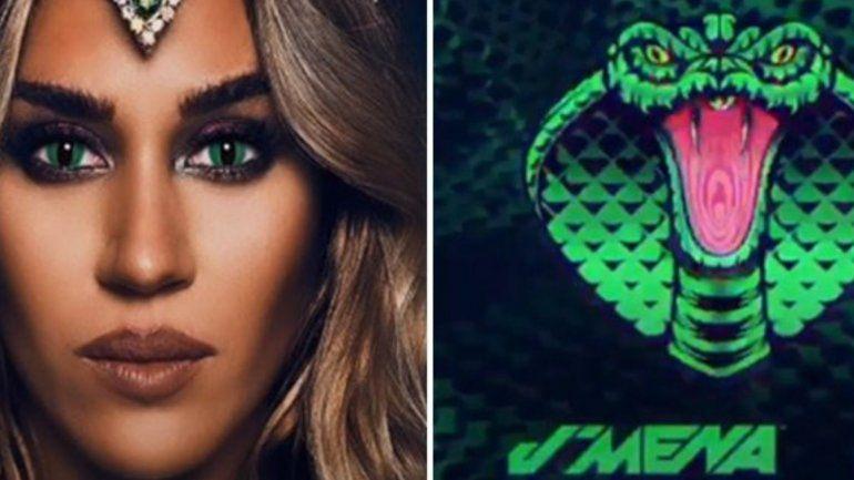 Jimena Barón lanzó su nueva canción La Cobra