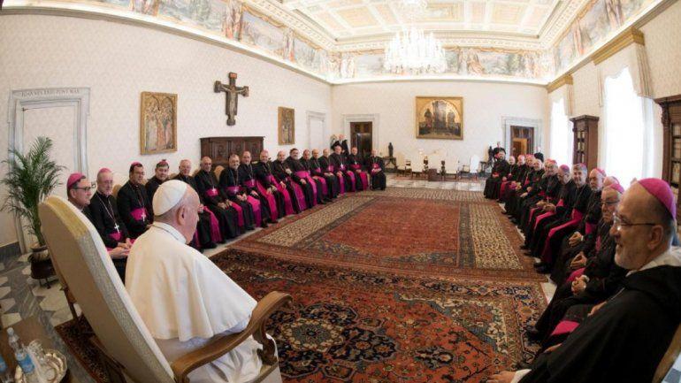 Carta de los obispos al Papa: preocupación por el aborto y la situación social