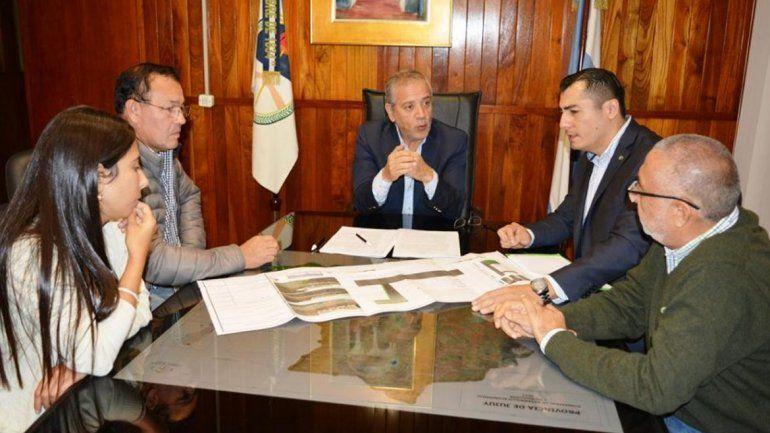 Parque Industrial Perico: firmaron un convenio para nuevas obras