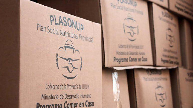 Desde mañana entregarán las unidades alimentarias en la Puna