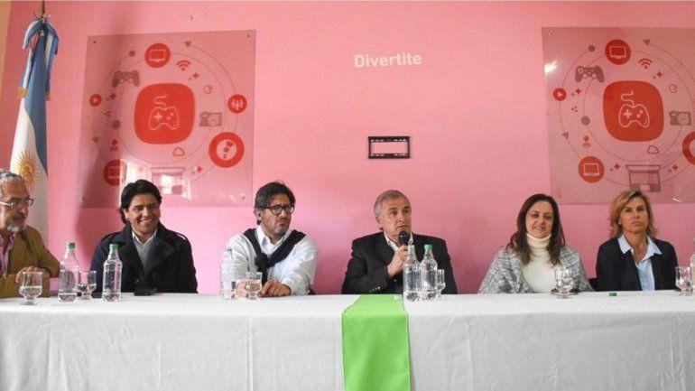 Garavano y Morales resaltaron el acceso a la justicia en Jujuy
