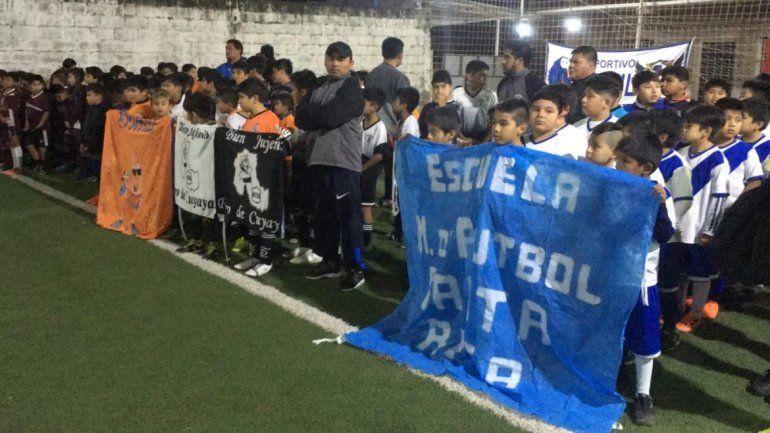 Torneo Integración: lanzaron la sede San Salvador con 6 equipos