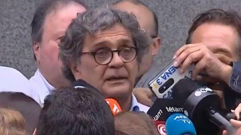 Nuevo parte médico del diputado Olivares: Tiene una falla multiorgánica