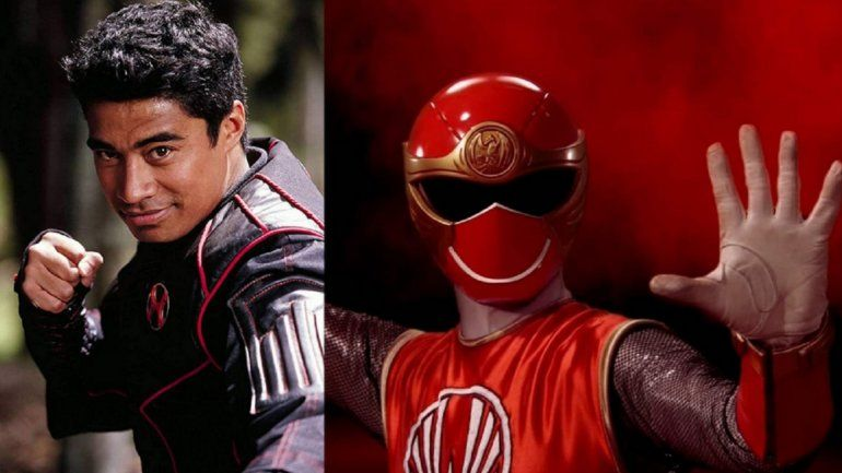 Encontraron muerto al Power Ranger rojo