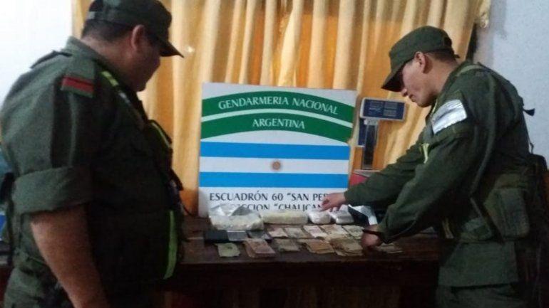 Golpe al narcotráfico en Jujuy:desarticularon una banda que operaba en diferentes provincias