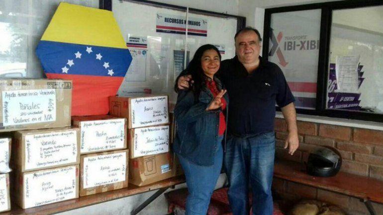 Una venezolana conoció a su marido jujeño por internet y se convirtió en la referente de su comunidad