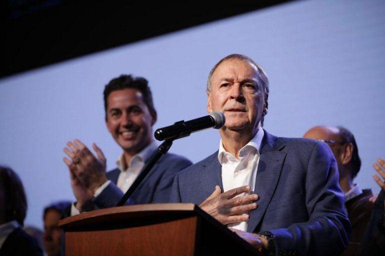 Elecciones en Córdoba: Schiaretti ganó con una diferencia histórica