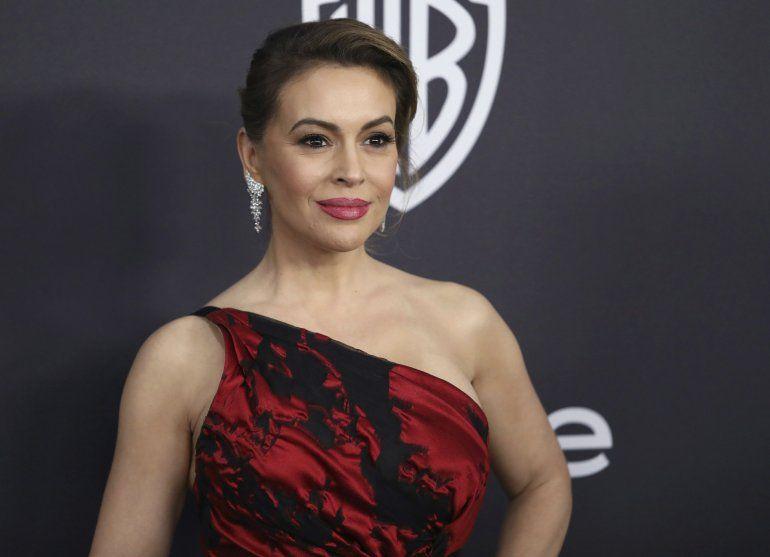 Una actriz de Hollywood llamó a una huelga sexual en protesta contra una ley antiaborto