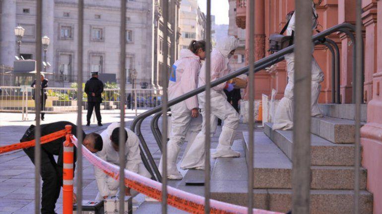 Amenazas de bomba en la Casa Rosada y en la Cámara de Diputados