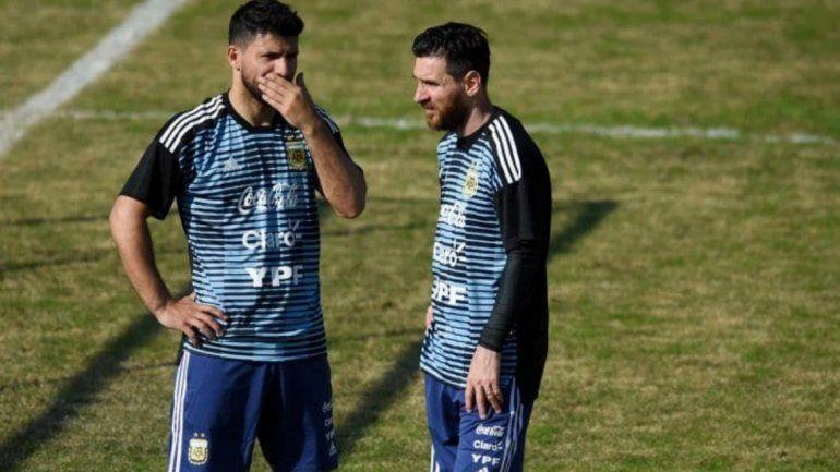 La declaración de Sergio Kun Agüero que complica a Lionel Messi