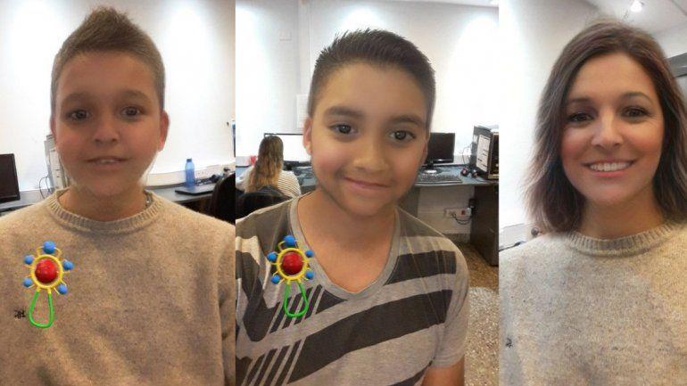 Furor en las redes: cómo usar los nuevos filtros de bebé y cambio de género de Snapchat