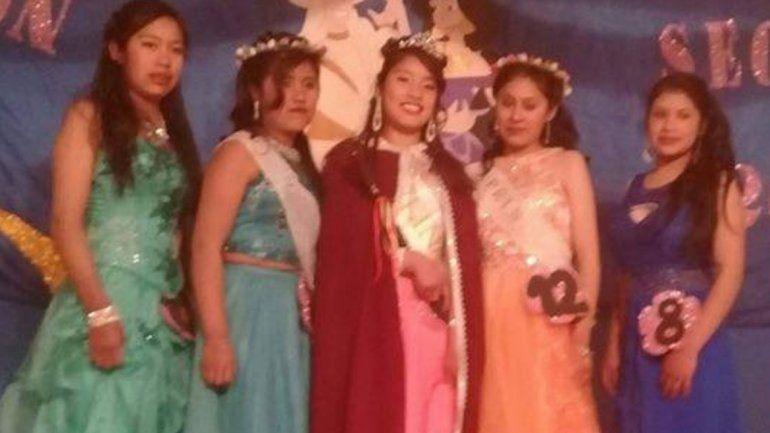 Daiana es la nueva reina del Colegio Secundario N° 20 de Catua
