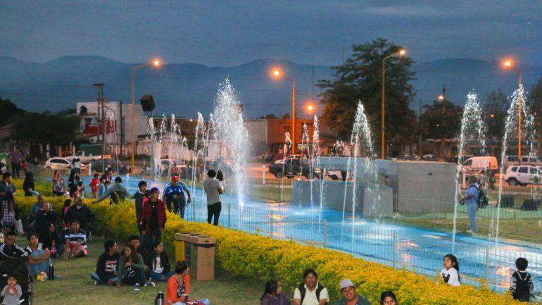 Inscribirte para participar de la Expo Palpalá Emprende en la Plaza de las Aguas Danzantes
