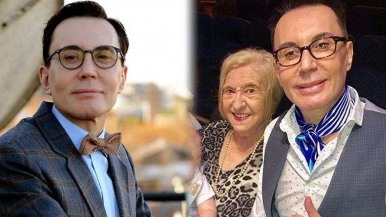 Profundo dolor de Marcelo Polino, murió su madre tras una dura batalla contra el cancer