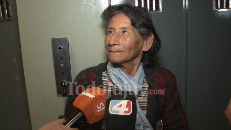 La madre de Luca Arias dijo que no espera una disculpa de Milagro Sala
