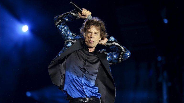 Mick Jagger, a los 75 años a puro baile luego de ser operado del corazón