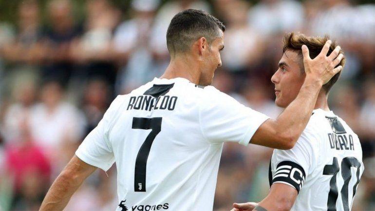 Hay varios jugadores que están incómodos en Juventus por Cristiano