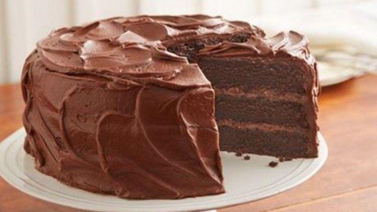 Animáte a sorprender con esta riquísima torta de chocolate apta para celíacos