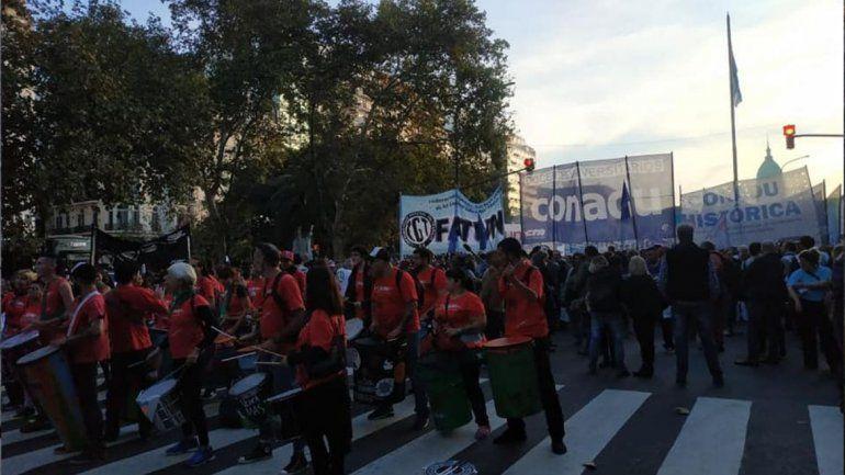 Los docentes universitarios continúan mañana con el paro por reclamos salariales