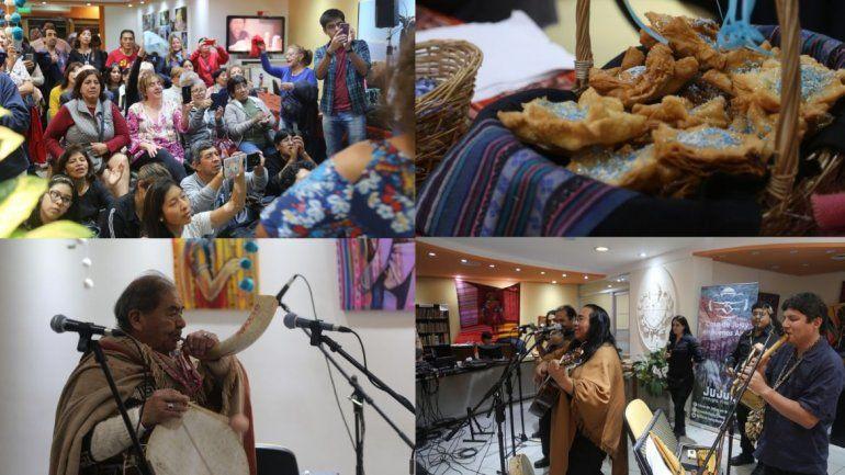 La Casa de Jujuy en Buenos Aires inició la Semana de Mayo con una linda propuesta