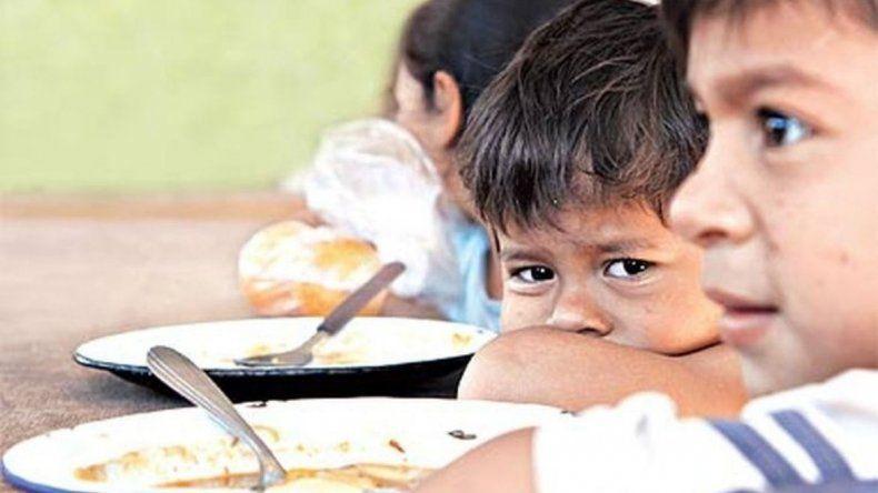 Comedor en escuelas (foto ilustrativa)
