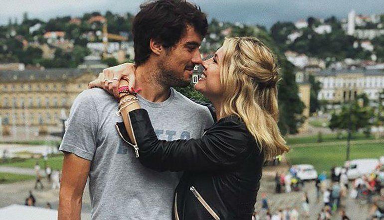 ¡Qué romántico! Guido Pella le propuso casamiento a su novia en Disney