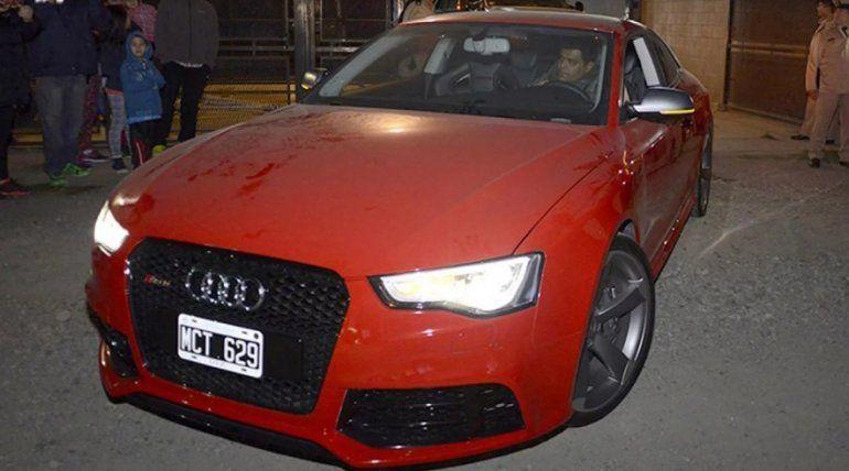 El Audi RS5