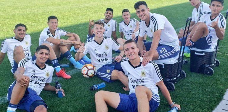 Mañana arranca el Mundial Sub 20 y la Selección Argentina puso primera