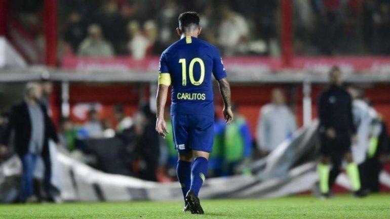 Carlitos Tevez: el 10 Xeneize dijo que no se va a retirar en diciembre
