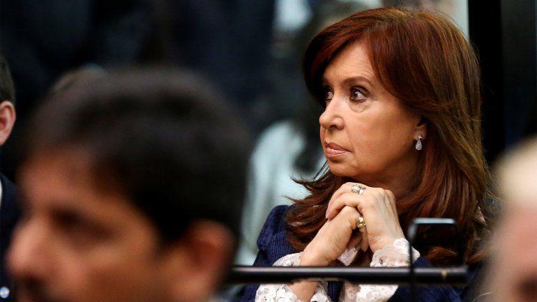 Cristina Fernández va a juicio por los documentos históricos hallados en su casa