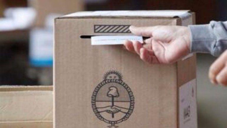 Se prorrogó la corrección del padrón electoral hasta el 29 de mayo