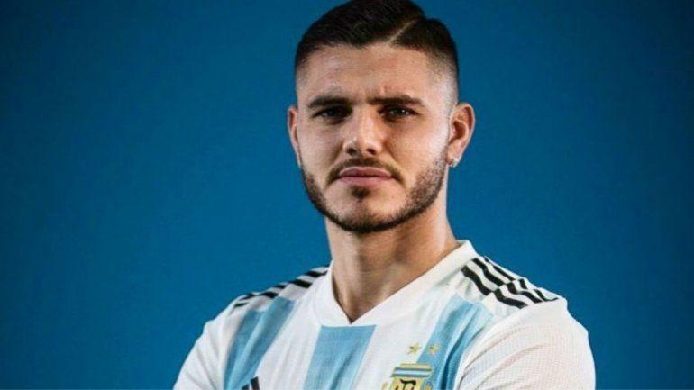El mensaje de Mauro Icardi después de quedar afuera de la lista de la Copa América