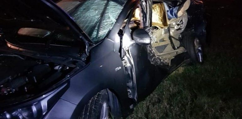 El chofer de Urtubey se mató en un accidente en la Ruta 9