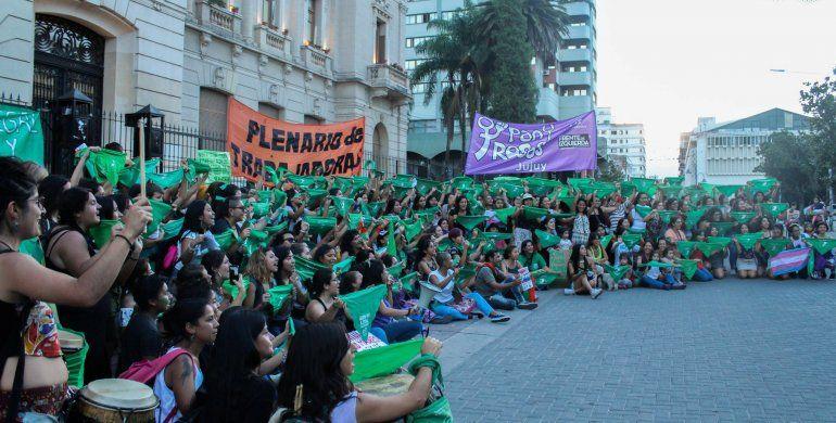 En Jujuy también habrá marcha y pañuelazo por la legalización del aborto