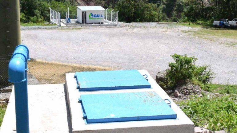 Agua Potable realizó una obra que beneficiará a los habitantes de Reyes y Guerrero