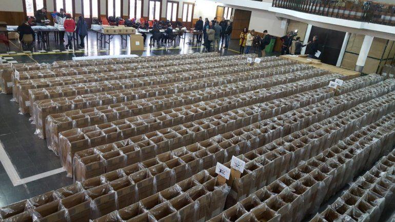 Los presos no votarán en las elecciones provinciales