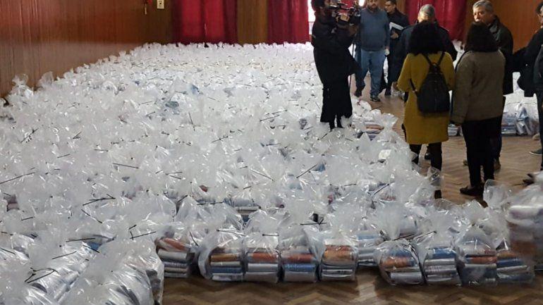 El miércoles comienza el traslado de las urnas al interior de la provincia y el sábado en capital
