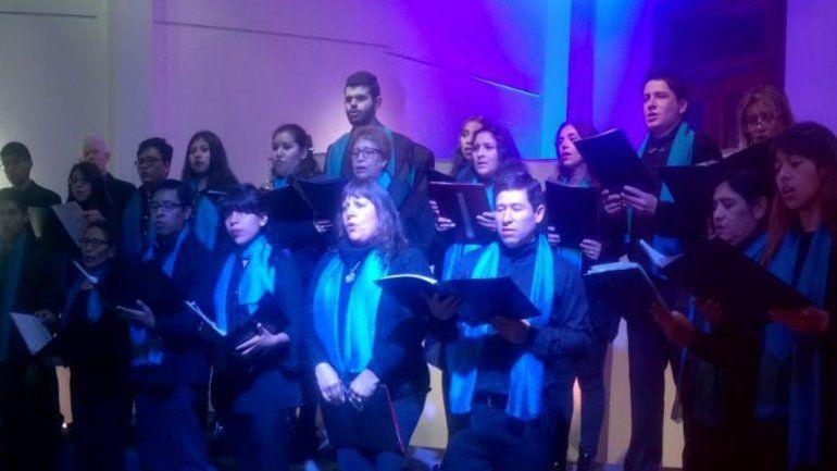 Coros de la provincia abren la agenda cultural para el mes de junio en la CAJA