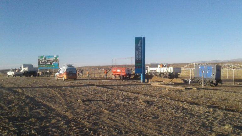 En septiembre comienzan las obras de la Zona Franca de La Quiaca y Perico