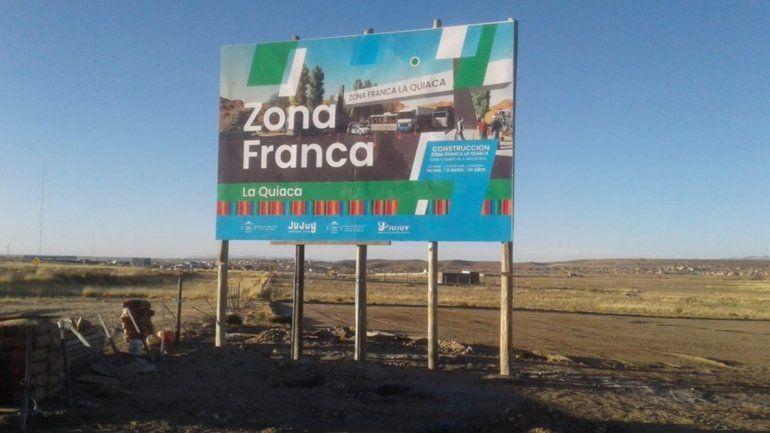 Zona Franca en La Quiaca