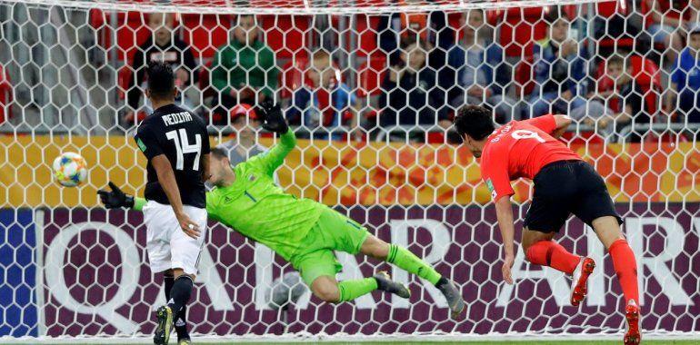 La Selección Argentina cayó ante Corea del Sur pero terminó primera