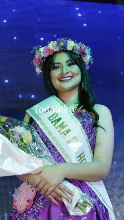 Magalí del Rosario Juárez es la nueva reina del Colegio Polimodal N°3