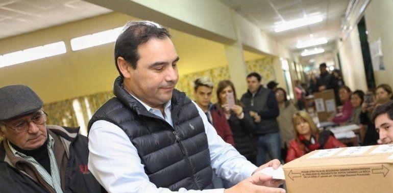 Encuentro por Corrientes gana con casi el 60% de los votos y Valdés ratifica su liderazgo
