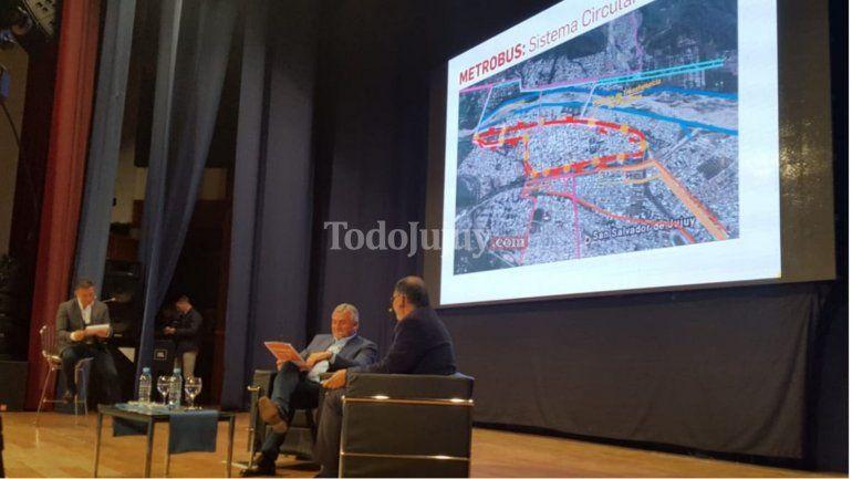 Morales y Jorge brindaron detalles de las obras que encaran para la ciudad