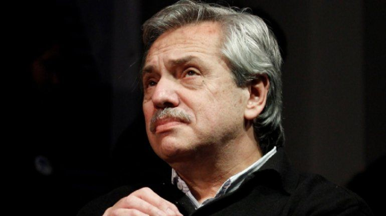 Alberto Fernández desestimó el llamado de Macri al dialogo y criticó las medidas anunciadas