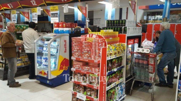 Tercer miércoles de descuentos en supermercados