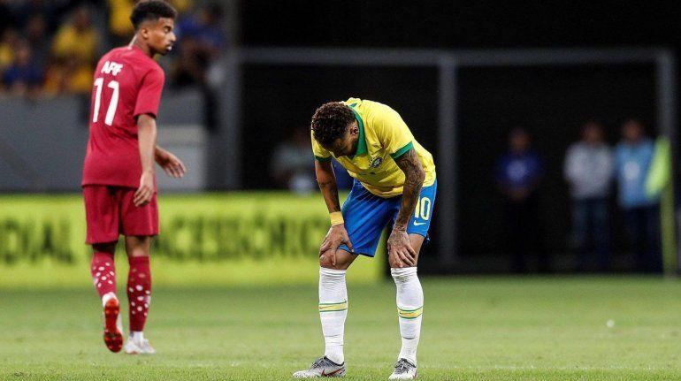 Confirmado: Neymar se lesionó y no jugará la Copa América